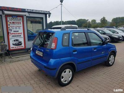 używany Suzuki Ignis / 1.3 benzyna / 4x4 / 5 drzwi / Zarejestrowany / Klima