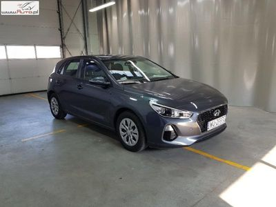 brugt Hyundai i30 i30 1.6dm3 110KM 2017r. 38 037km 17-,1.6 D Classic +