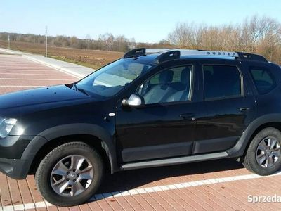używany Dacia Duster LAUREATE 4X4 1,6 BENZYNA 2015r