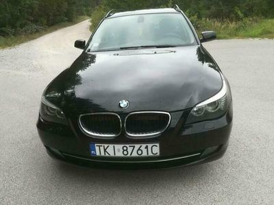 używany BMW 520 D ROK 2008