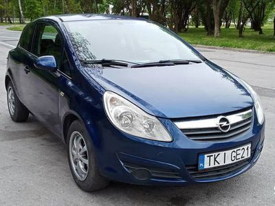 używany Opel Corsa D 1.2 benzyna