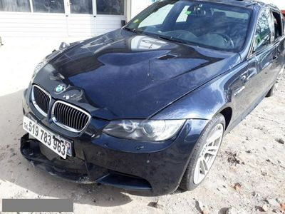 używany BMW M3 4.2dm 420KM 2009r. 240 000km