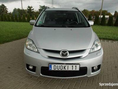 używany Mazda 5 2dm 146KM 2006r. 266 000km