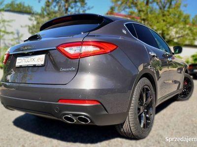 używany Maserati Levante