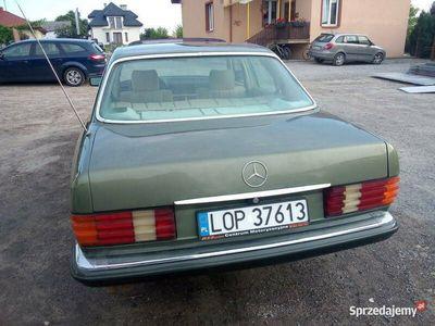 używany Mercedes 280