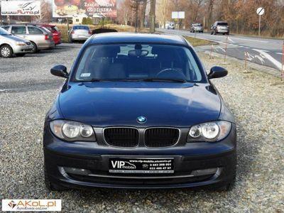 używany BMW 118 SERIA 1 D 143KM Klima K.Serwis Stan BDB Kredyt bez BIK