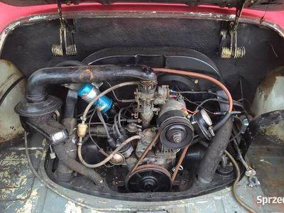 używany VW Karmann Ghia 1200, 62' do remontu