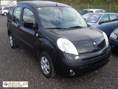 używany Renault Kangoo 1.5dm 60KM 2009r. 59 000km