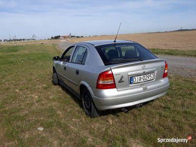 używany Opel Astra 1.6 z gazem