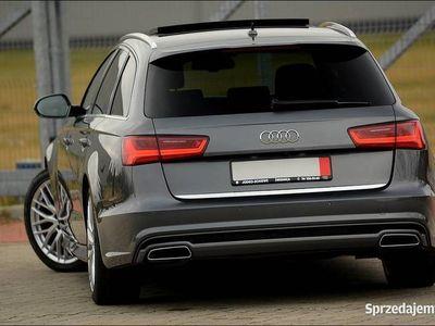 używany Audi A6 C7 2.0 TDI 190KM ULTRA AVANT MATRIX S-LINE PLUS