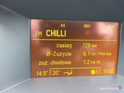 używany Opel Astra 1.7DIESEL,SALON POLSKA 2012