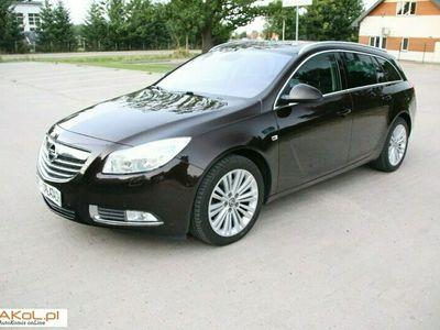 używany Opel Insignia 2dm 194KM 2012r. 198 000km