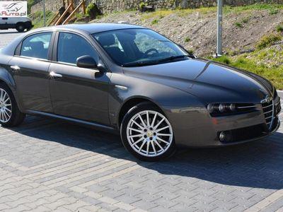 używany Alfa Romeo 159 1.9dm3 160KM 2006r. 216 000km 1,9 Benzyna 160KM