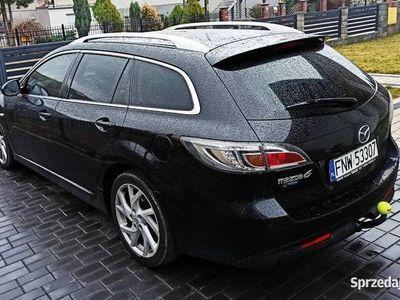 używany Mazda 6 gh lift 2.2 diesel 180 KM 2011r.