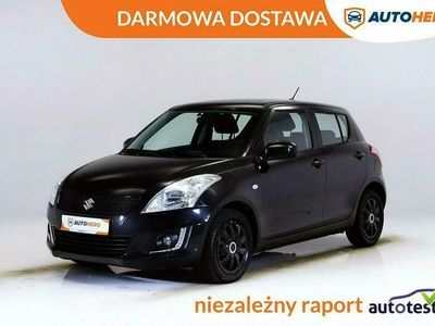 używany Suzuki Swift DARMOWA DOSTAWA, Klimatyzacja, kierow.wielofunkcyjna V (2010-)