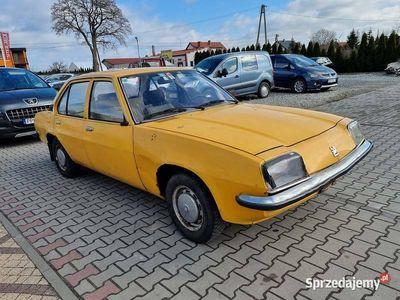 używany Vauxhall Cavalier L I opel Ascona Vectra 1979r 1.8 benzyna