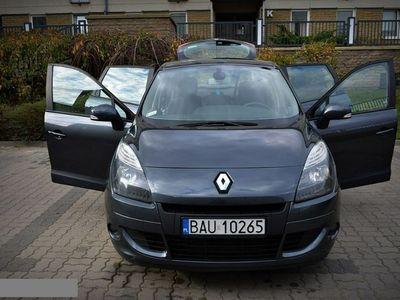 używany Renault Scénic III 1.9 130KM