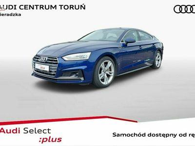 używany Audi A5 2dm 190KM 2017r. 86 720km