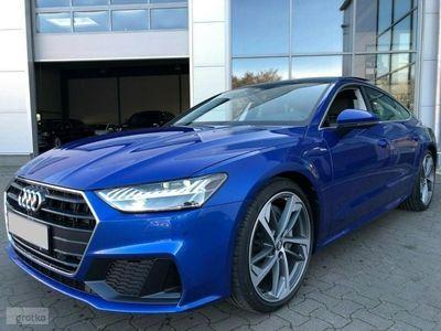 używany Audi A7 1.9dm3 252KM 2018r. 1km Spełniamy marzenia najtaniej!