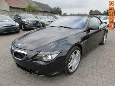 używany BMW 333 645 4.4dm KM 2005r. 49 000km