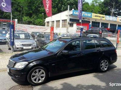 używany Mercedes C220 2.1dm 170KM 2010r. 286 400km