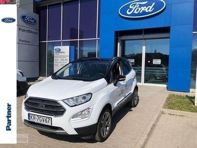 używany Ford Ecosport 1dm 140KM 2018r. 1 800km