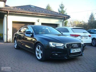 używany Audi A5 I (8T) 2,0 TDI 190KM QUATTRO S-TRONIC Krajowy FV23%
