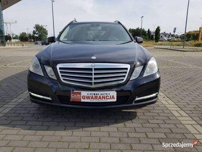 używany Mercedes E200 2.2 cdi 136KM,automat,lift,skóry,el klapa,xenon,led,1 rok gwarancji W212 (2009-)