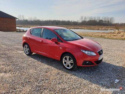 używany Seat Ibiza 2011r 1.4 Benzyna Anglik