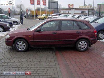 używany Mazda 323F 2dm 2000r. 184 000km