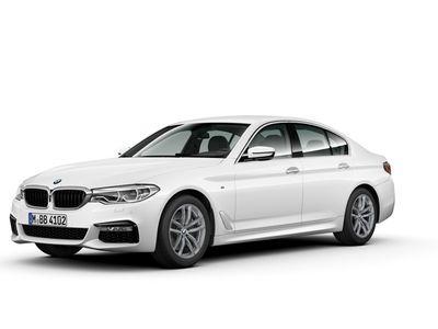używany BMW 520 d xDrive M Sport