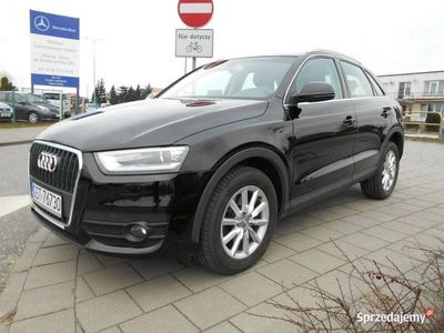 używany Audi Q3 I (8U) 2,0 TDI 140 KM 4x4 Klimatronik 22-tyś km Stan bdb, Starogard Gdański