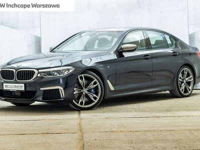 używany BMW M550 d 3dm 400KM 2020r. 4 200km