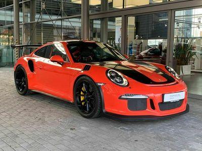 używany Porsche 911 GT3 RS