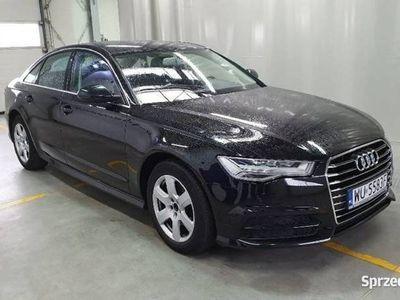używany Audi A6 2dm 190KM 2017r. 24 956km