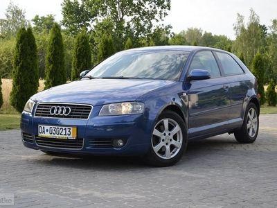 używany Audi A3 II (8P) 1.6MPI benzyna+LPG 102KM Klimatronic ALU Elektryka