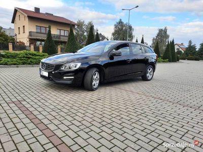 używany Volvo V60 2.0D Zarejestrowany w Polsce Led Klimatronic !!!
