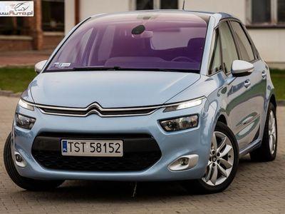 używany Citroën C4 Picasso 1.6dm3 116KM 2014r. 220 000km 1.6eHDI 116KM ! nowy dwumas ! Serwis ! Opłaty do 02/2020