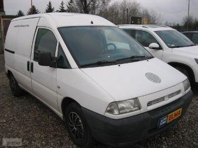 używany Citroën Jumpy I ZAMIANA RATY HAK DWU OSOBOWY ŁADOWNOŚĆ 750 Kg