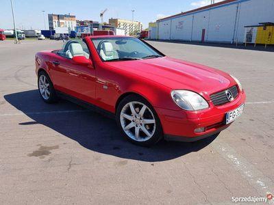 używany Mercedes SLK200 zadbany, w bardzo dobrym stanie