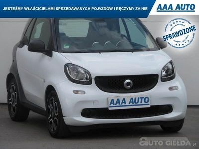 używany Smart ForTwo Coupé FORTWO