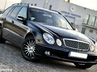używany Mercedes 280 Klasa E W211CDI