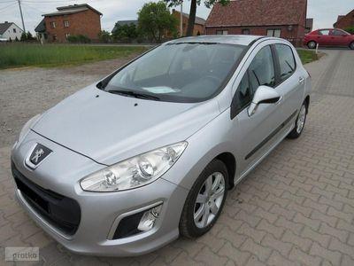 używany Peugeot 308 1.6dm3 92KM 2012r. 119 000km 1.6 e-HDi 92 KM Klimatyzacja Gwarancja