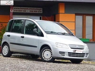 używany Fiat Multipla 1.9dm3 120KM 2007r. 185 000km 1,9JTD 120KM 3-mce gwarancji w cenie