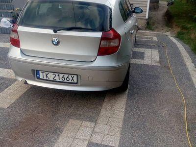 używany BMW 118 seria 1 e87 d