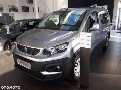 używany Peugeot Rifter