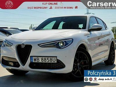 używany Alfa Romeo Stelvio 2dm 280KM 2020r. 1km