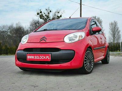 używany Citroën C1 1dm 68KM 2007r. 173 000km