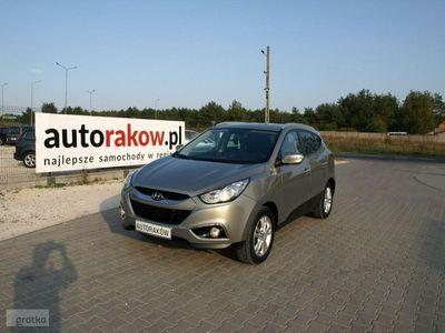 używany Hyundai ix35 1.7dm 116KM 2011r. 166 000km