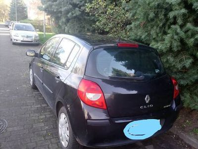 używany Renault Clio III 1,5 dci, 1 rej. XII 2006 przeb. 144.800km